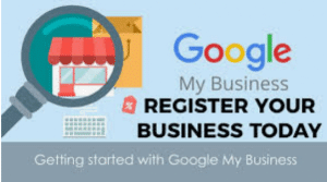 Registration of company in google