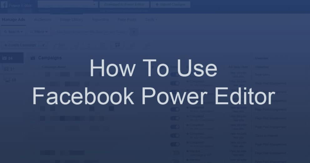 FB Power Editor