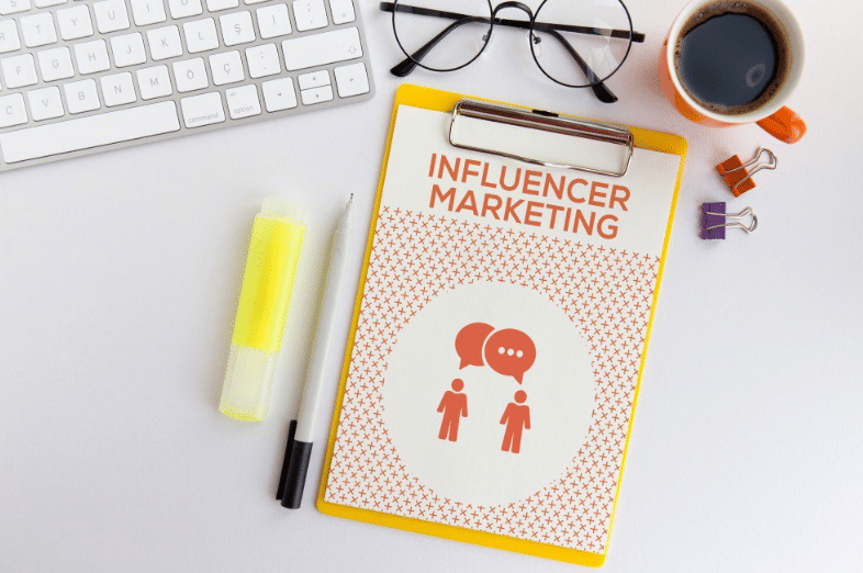 Digital Influencer Marketing