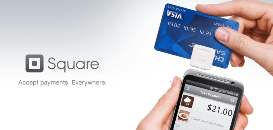 Paying with Square