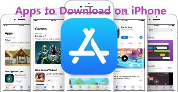 Apps to Download on iPhone