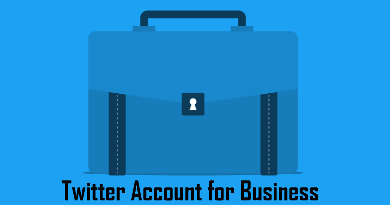 Twitter Account for Business
