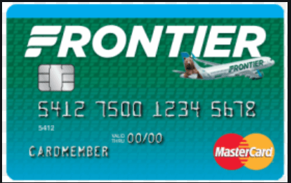 Frontier Airline Credit Card