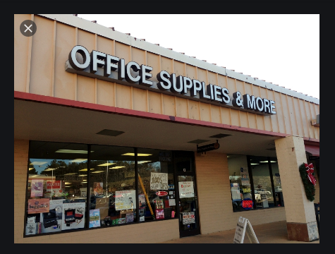 Office Supply Store Near Me