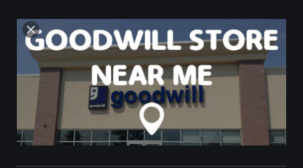 goodwill store near me
