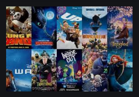 Best Animated Movies of the Decade
